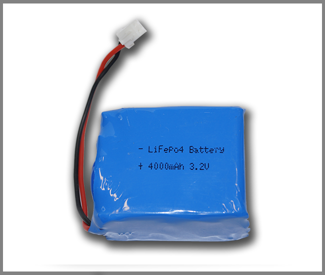 PIco LiFePO4 Battery 3000 mAh 2C (with plastic mounting base)