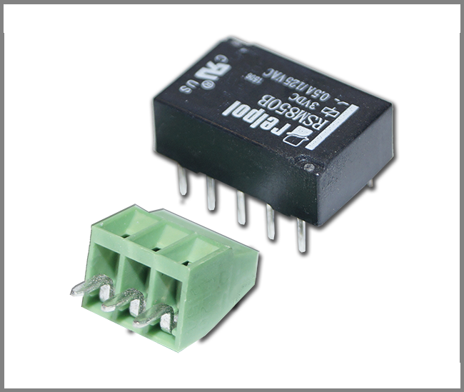 Bi Stable Relay Kit