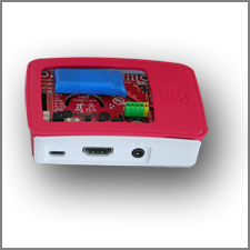 UPS PIco TopEnd LP 450 2.5 A (Raspberry Pi 3 compatible)